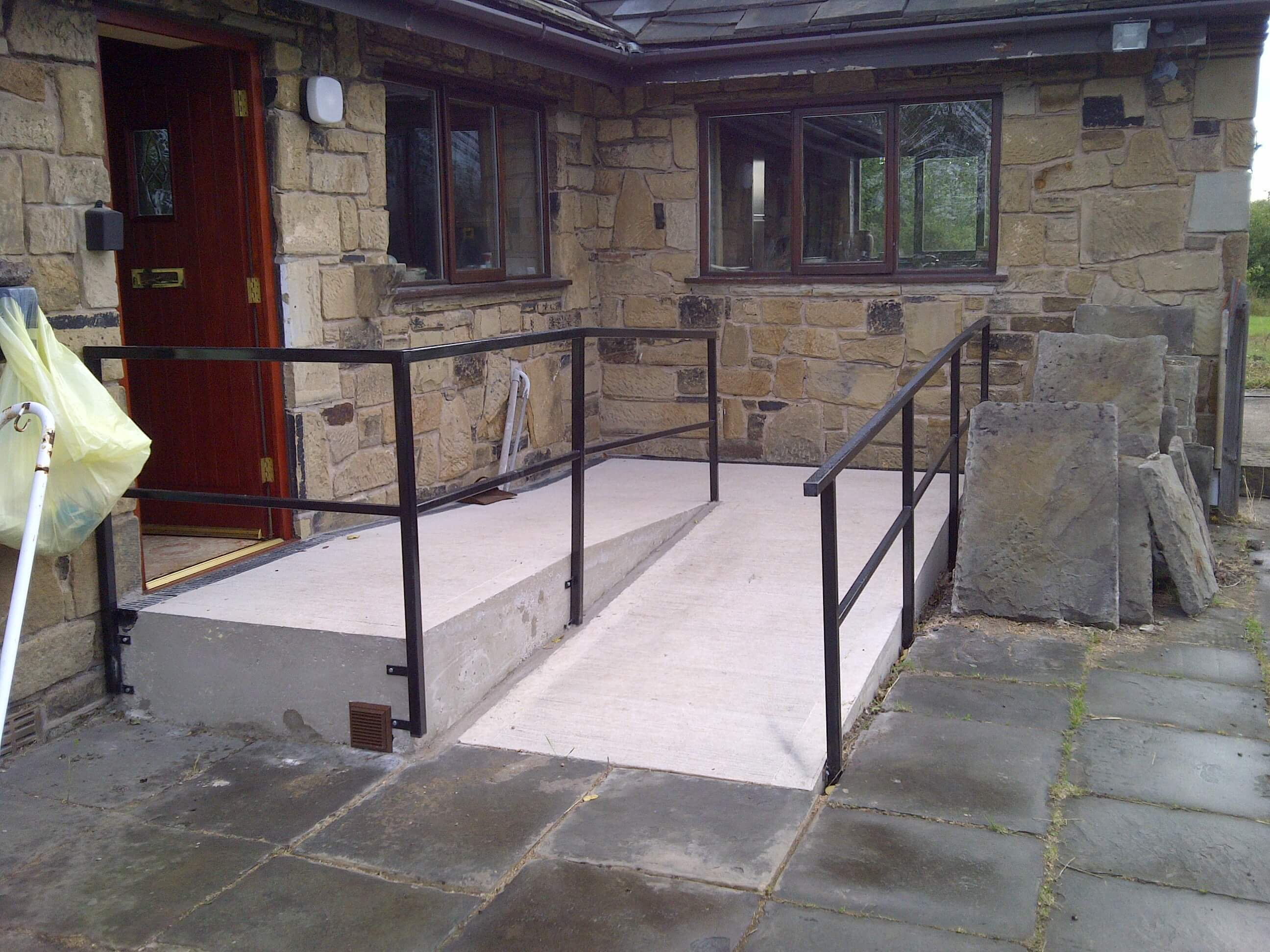 Disabled Home Adaptations Rotherham