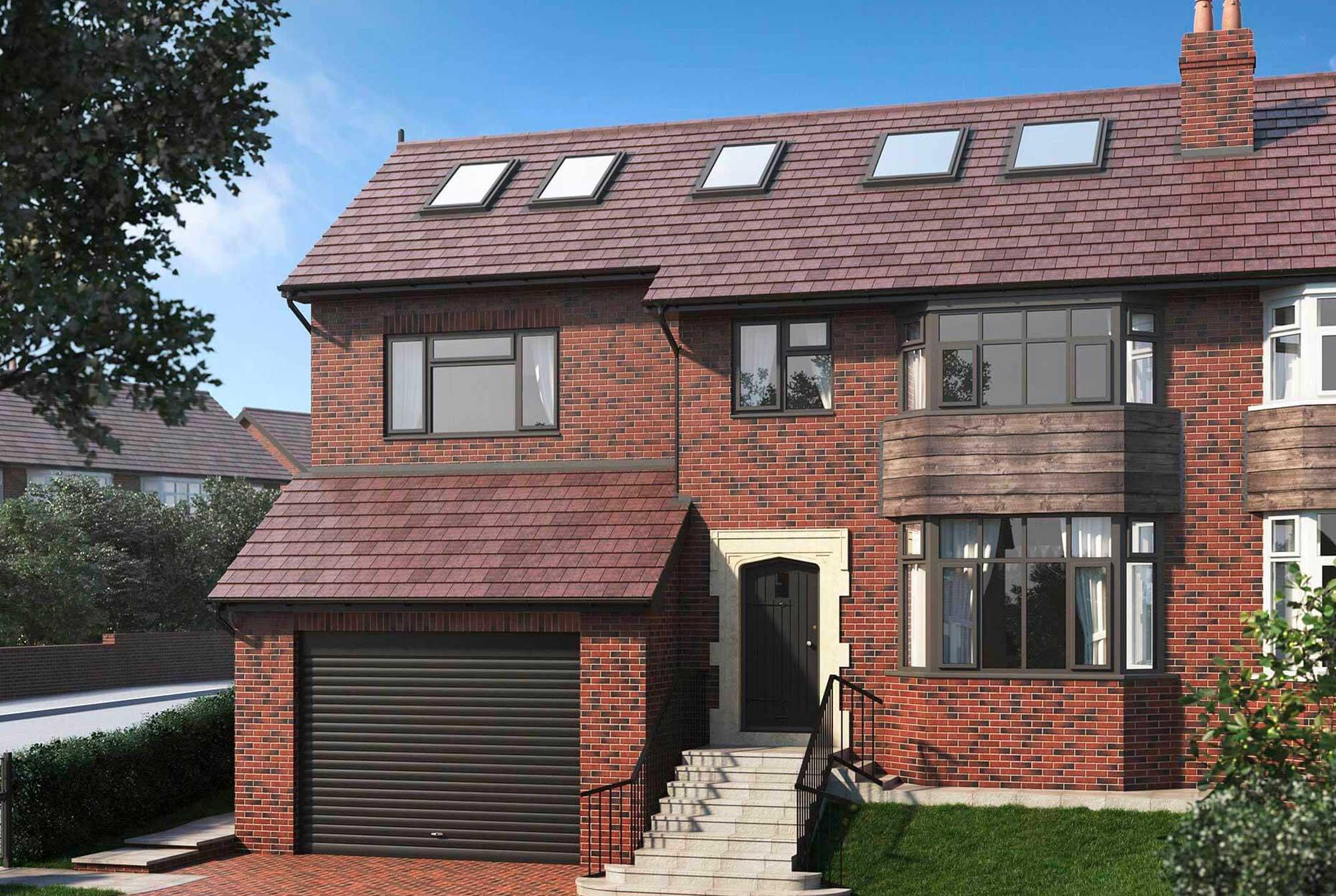 home extension Broom Lane Rotherham